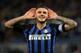 Hasil Lengkap Liga Italia, Inter Aman dari Kejaran Milan