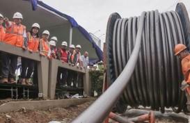 Program Penertiban Kabel DKI Jakarta Sudah Separuh Jalan