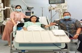 Sakit Kanker Darah, Ani Yudhoyono Curhat Sulit Senyum