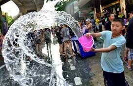 Festival Songkran 2019 Digelar Lebih Kecil