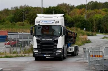Impor Truk Beban Berat : Scania Butuh 2 Tahun Buat Perakitan Lokal