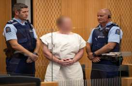 Pelaku Teror Christchurch Hadapi 50 Dakwaan Pembunuhan