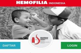 Diluncurkan, Registrasi Nasional Hemofilia Berbasis Aplikasi Android