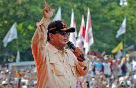 Prabowo Bersiap Kampanye Akbar di GBK Senayan 7 April 2019
