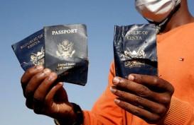 Pesawat Ethiopian Airlines Menukik Tajam Beberapa Kali Sebelum Jatuh