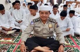 Keluarga Korban Terorisme di Mapolda Riau Terima Kompensasi