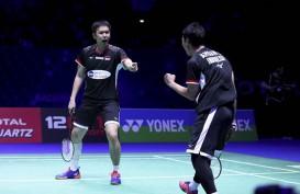 Malaysia Open 2019 : Hendra/Ahsan Gagal Atasi Liu/Liu