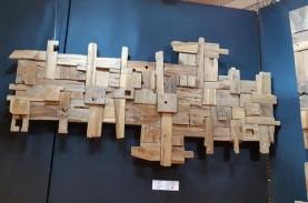 Mendekor Dinding dengan Hiasan Mebel Rustic, Bikin…