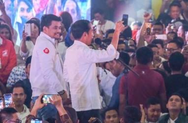 Jokowi Baca Pantun Buka Kampanyenya di Sumut