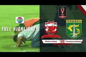 Semifinal Piala Presiden: Madura United vs Persebaya…