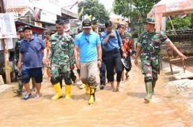 Banjir Bandung Selatan : Kolam Retensi Lebih Besar…