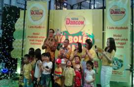 Dancow Galakkan Kampanye Demi Perluas Pangsa Pasar
