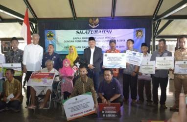 Peringati HUT ke 56, Bank Jateng Dukung Program Pengentasan Kemiskinan
