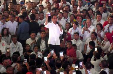 Puluhan Ribu Pendukung Jokowi-Ma'ruf Siap Padati Stadion Karawang, Selasa