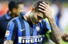 Hasil Liga Italia : Imbangi Inter, Atalanta Geser Milan dari Zona Liga Champions