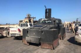 27 Orang Tewas Saat Pemerintah Libia Hadapi Pasukan…