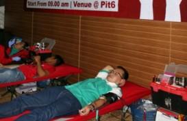 Ulang Tahun ke-8, Lorin Sentul Gelar Donor Darah