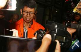 Wahid Husein Jengah Ditahan di Sukamiskin