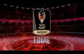 Final Piala Presiden Persebaya vs Arema, ini Jadwal Live Streamingnya