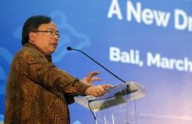 Akses Air Bersih, Menteri PPN Bambang Brodjonegoro : Pemerintah Butuh Investasi Rp100 Triliun