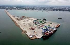 Makassar New Port Beroperasi Penuh, Antrean Kapal Menyusut 30%