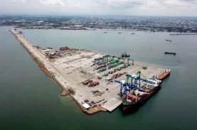 Makassar New Port Beroperasi Penuh, Antrean Kapal…