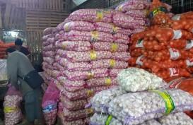 Operasi Pasar Belum Mampu Tekan Harga Bawang Putih & Merah