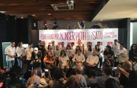 Relawan Jokowi-Amin Siapkan 'Konser Putih Bersatu' di GBK