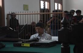 Divonis 8 Tahun, Mantan Kalapas Sukamiskin Wahid Husein Pikir-pikir