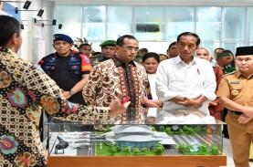 Jokowi Resmikan Pengembangan Bandara Tjilik Riwut…