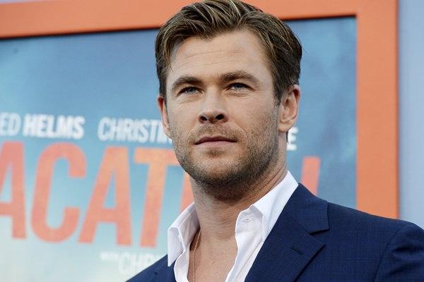 Chris Hemsworth - Reuters