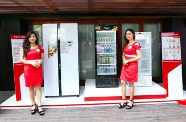 Pasar Kulkas, Polytron Bilang Penetrasi Produk Masih Rendah
