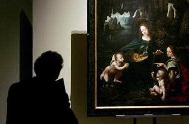 Studi Terbaru Ungkap Leonardo da Vinci Seorang Ambidextrous