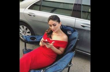 #JusticeForAudrey, Aktris Bollywood Kareena Kapoor Bersedih