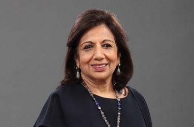 Perjalanan Panjang Wanita Visioner, Kiran Mazumdar-Shaw