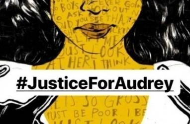 Petisi #JusticeForAudrey! Terus Mendapat Dukungan, Dekati Target 3 Juta Pendukung