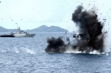 Penangkapan Kapal Ikan Asing Ilegal Kian Sering