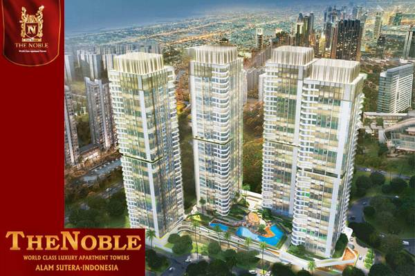 Noble Alam Sutera - noblealamsutera.com