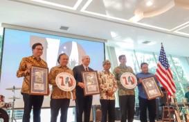 Rayakan 70 Tahun Hubungan Diplomatik, Indonesia-AS Luncurkan Prangko