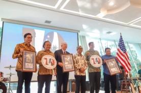 Rayakan 70 Tahun Hubungan Diplomatik, Indonesia-AS…