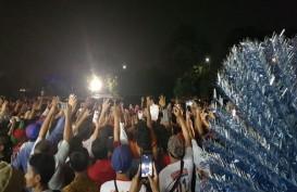 Kampanye Pilpres 2019 : Jokowi Ungkit Kebijakannya Kala Jadi Gubernur