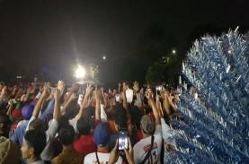 Kampanye Pilpres 2019 : Jokowi Ungkit Kebijakannya…