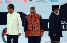 Survei Voxpol Center : Jokowi-Ma'ruf 48,8 Persen, Prabowo-Sandi 43,3 Persen