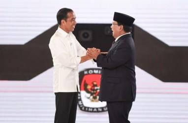 Rivalitas Jokowi Vs Prabowo, Ludah Api Calon Presiden