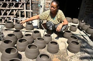 Purwakarta Mampu Ekspor 101 Kontainer Gerabah & Keramik Hias