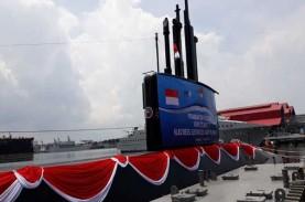 PAL Luncurkan Kapal Selam Perdana Hasil TOT Korsel