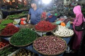 Harga Bahan Pokok di Makassar Stabil