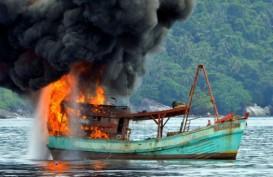 65 Unit Kapal Pelaku IUU Fishing Siap Ditenggelamkan
