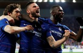 Hasil Liga Europa : Arsenal, Chelsea Raup Kemenangan di 8 Besar