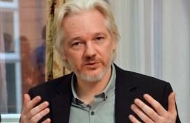 Suaka Dicabut, Pendiri WikiLeaks Julian Assange Ditahan Kepolisian Inggris